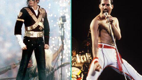 Trois duos inédits de Michael Jackson et Freddie Mercury vont enfin sortir