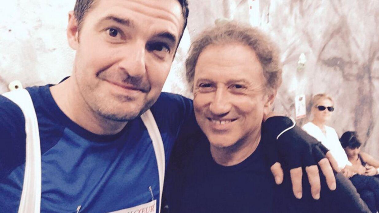 Arnaud Ducret annonce que Michel Drucker jouera bientôt dans Parents mode d'emploi