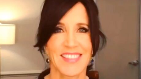 PHOTO Felicity Huffman (Desperate Housewives) est devenue brune!