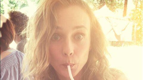 PHOTO Diane Kruger en vacances: sa silhouette inquiète ses fans sur Instagram