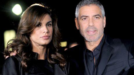 Elisabetta Canalis «très déprimée» par sa rupture avec Clooney