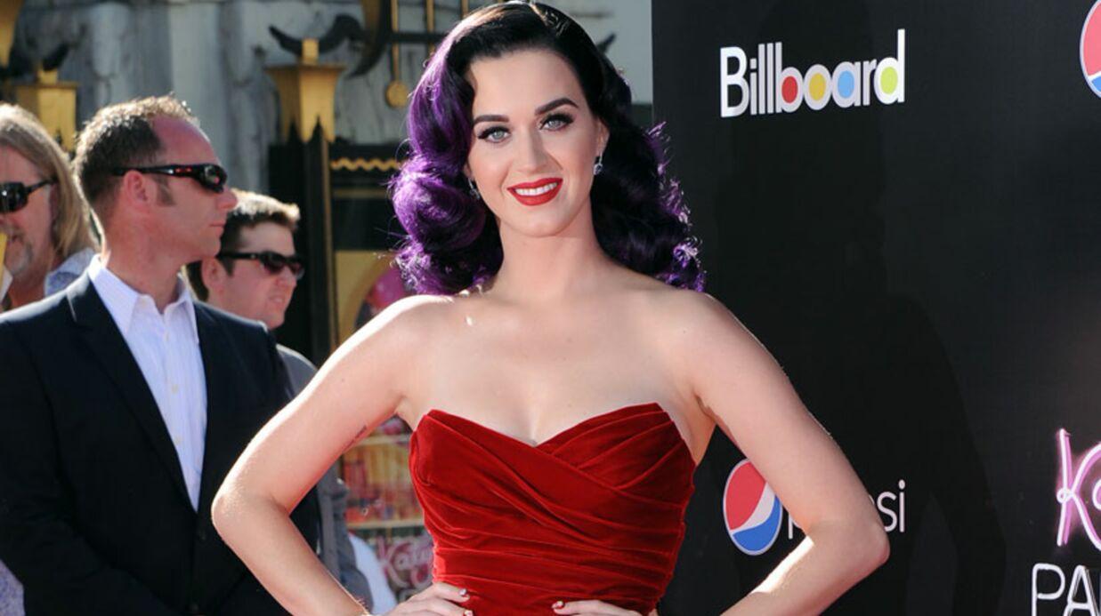 Katy Perry: Madonna est son modèle