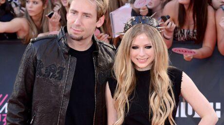 Avril Lavigne s'est mariée avec Chad Kroeger!