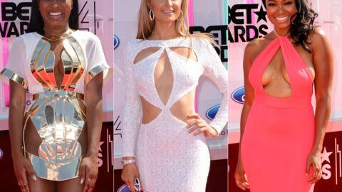 PHOTOS Paris Hilton, Tatyana Ali… aux BET Awards: les robes découpées, un vrai massacre!
