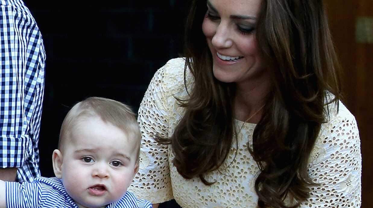 Selon le prince Harry, baby George ressemble à Winston Churchill