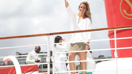 DIAPO Vahina Giocante, Virginie Efira…toutes en blanc pour un brunch sur la Seine