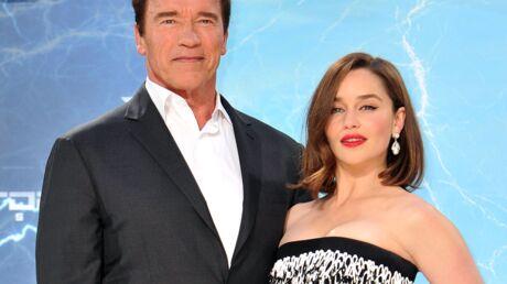 Emilia Clarke a pistonné Arnold Schwarzenegger pour qu'il apparaisse dans Game of Thrones