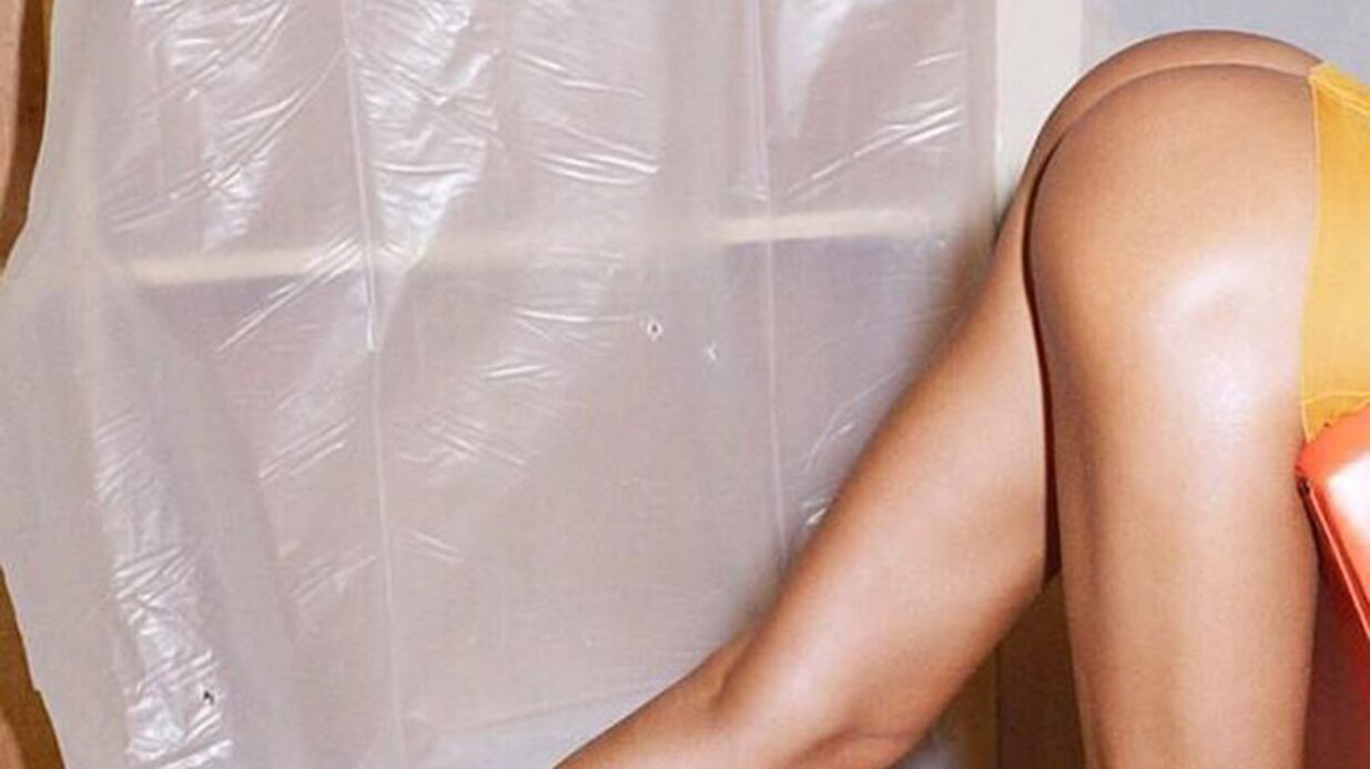 PHOTO Irina Shayk pose fesses nues