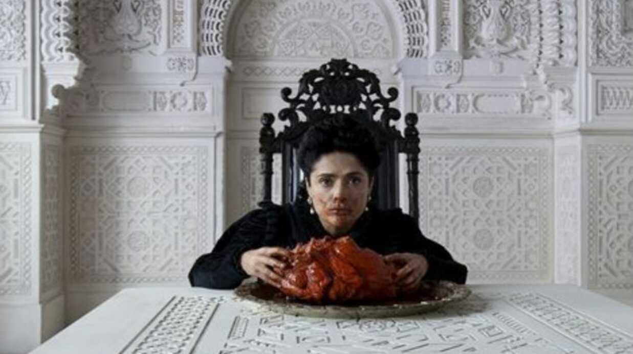 C'est vu: Tale of Tales, avec Salma Hayek et Matteo garrone
