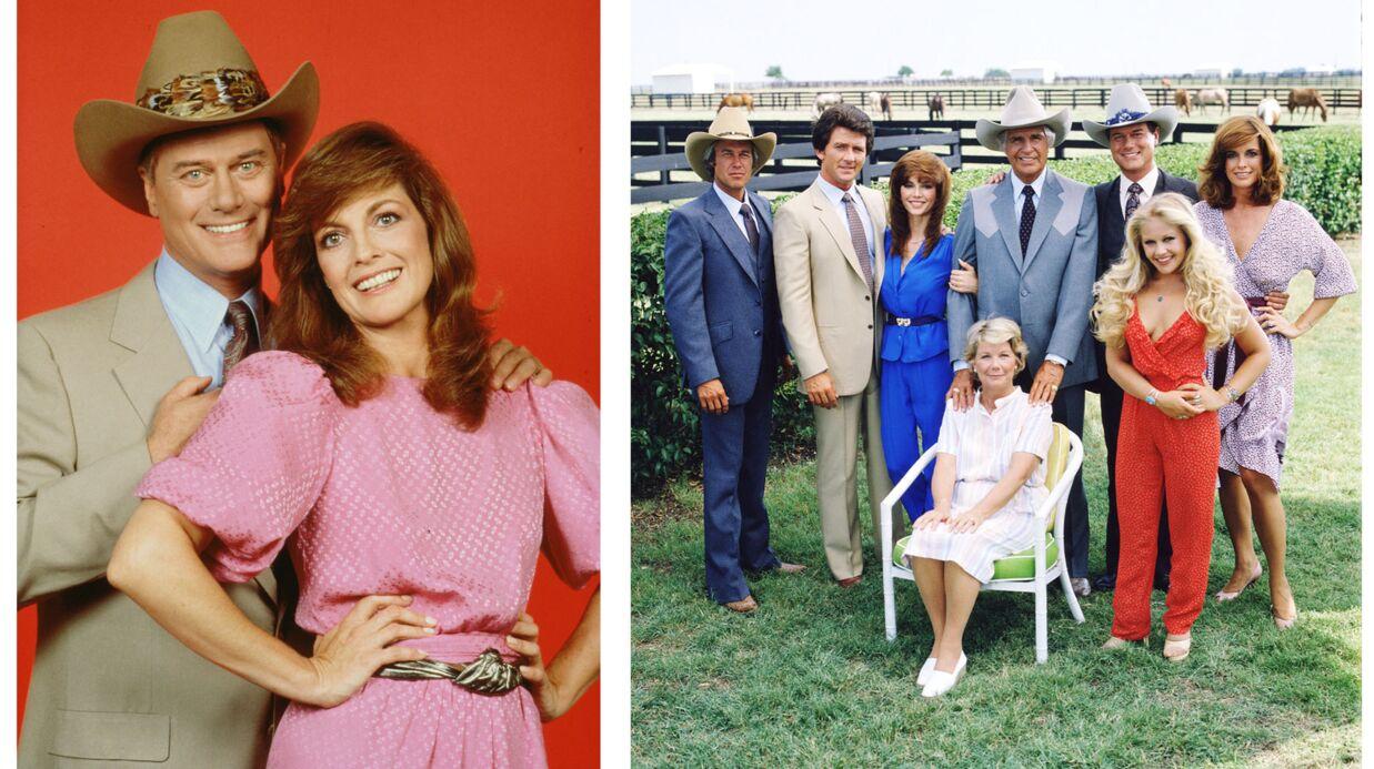 Dallas: Linda Gray a «beaucoup de conversations» avec Larry Hagman pourtant mort en 2012