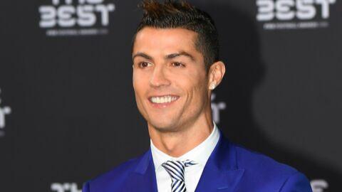 PHOTO Cristiano Ronaldo présente ses jumeaux, ses «deux nouveaux amours»