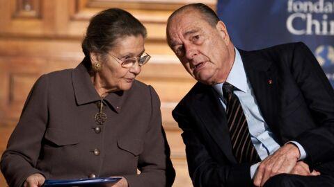 Simone Veil: le surprenant surnom que lui donnait Jacques Chirac