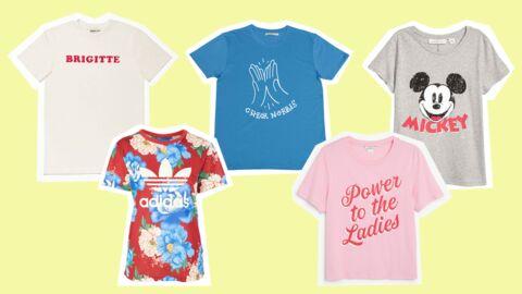 Shopping: 10 t-shirts trop cools à adopter d'urgence cet été