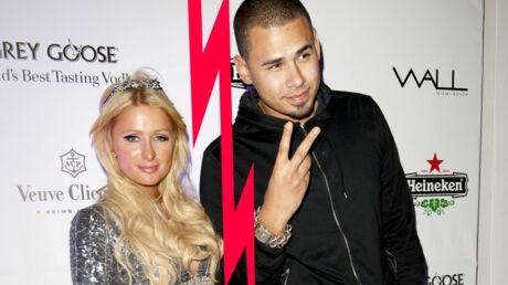 Paris Hilton larguée par son mec, DJ AfroJack