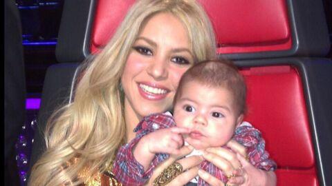 Shakira veut donner le sein à son fils «jusqu'à ce qu'il aille à l'université»