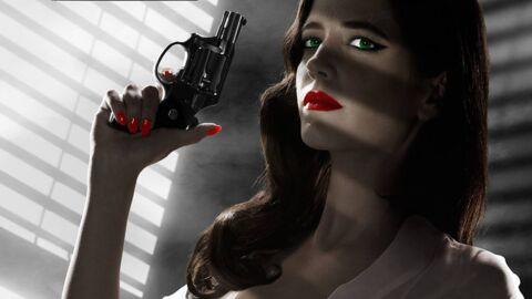 Eva Green: trop sexy, son affiche pour Sin City 2 se fait censurer