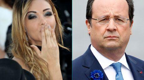 Nabilla nargue François Hollande sur Twitter