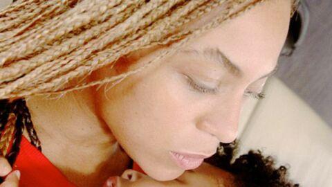 Les photos craquantes de Beyoncé avec sa fille