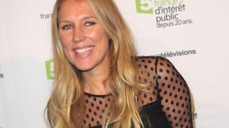 Agathe Lecaron: l'animatrice a accouché de son deuxième enfant!