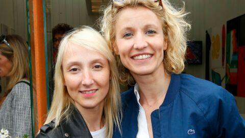PHOTO Audrey et Alexandra Lamy: copies conformes de leur mère!