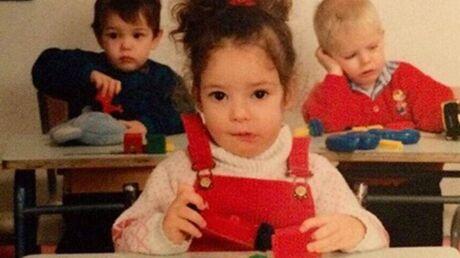 DEVINETTE Quelle célébrité se cache derrière cette mignonne petite fille?