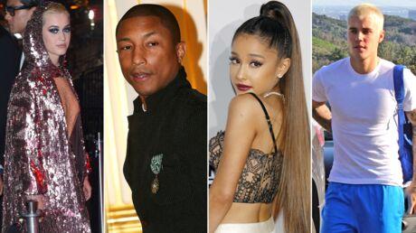 Ariana Grande revient à Manchester pour un concert avec Justin Bieber et Katy Perry