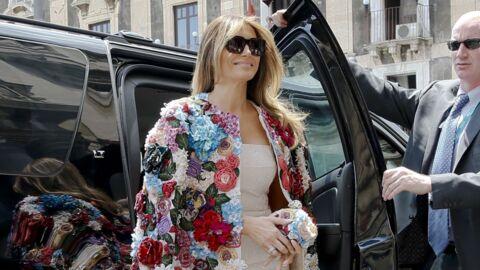 Melania Trump: comment elle a pris sa revanche sur les couturiers qui ne voulaient pas l'habiller