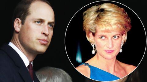 Le prince William confie sa tristesse et ses regrets depuis le décès de sa mère