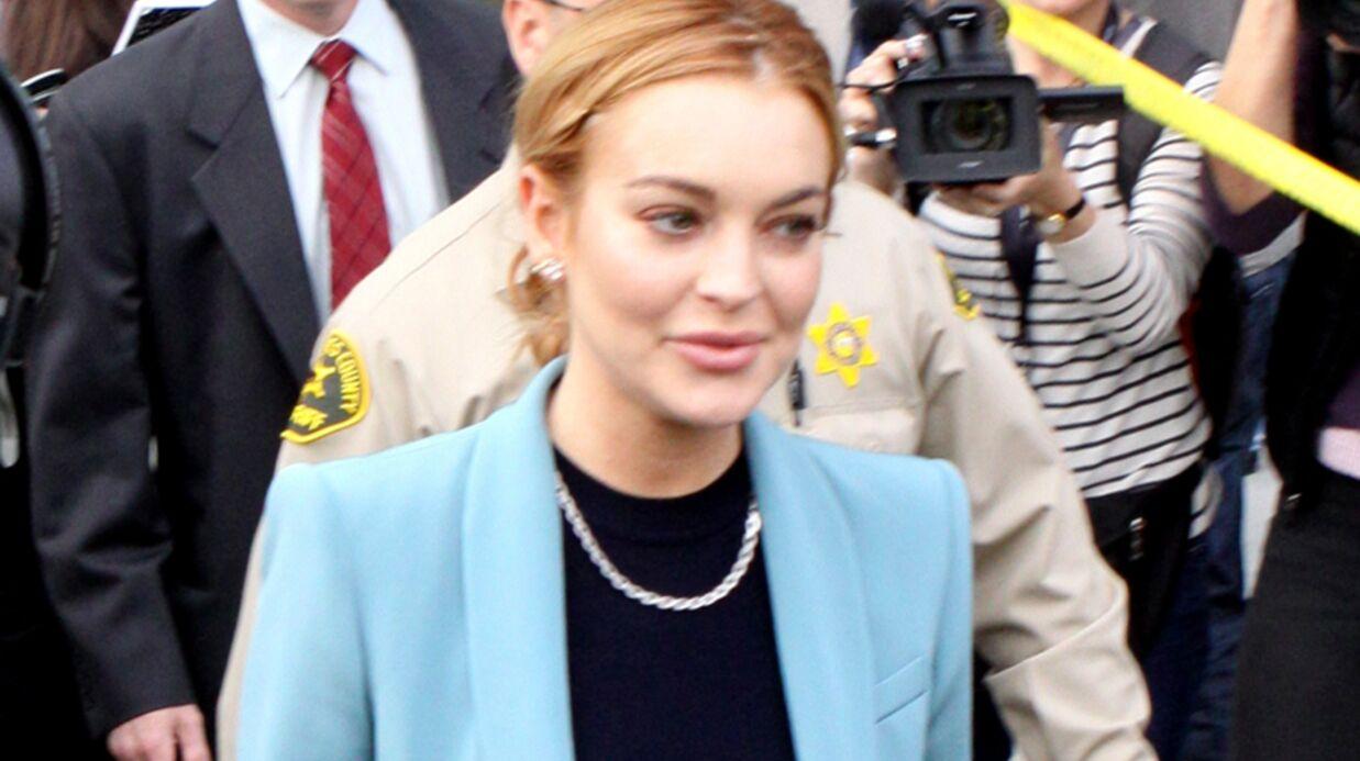Lindsay Lohan enfin sortie du radar de la justice