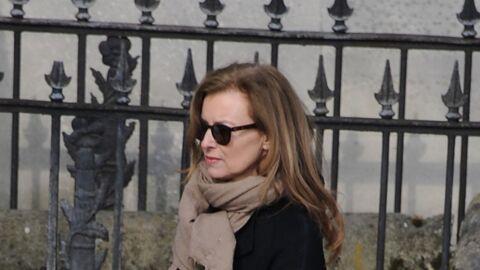 Valérie Trierweiler en deuil après le décès de Jean-Marc Roberts