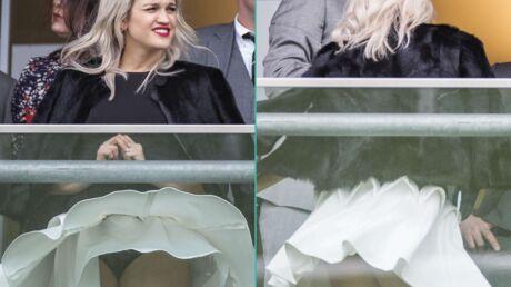 PHOTOS Ashley Roberts: piégée par le vent, la Pussycat Dolls montre sa culotte