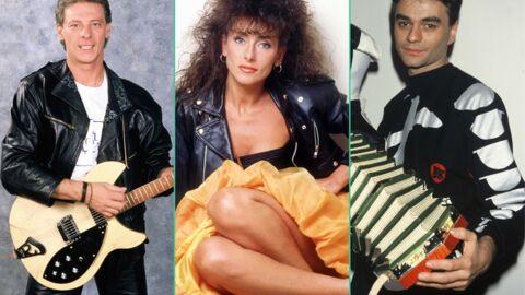 DIAPO Herbert Léonard, Julie Pietri… Comment sont les stars des années 80 aujourd'hui?