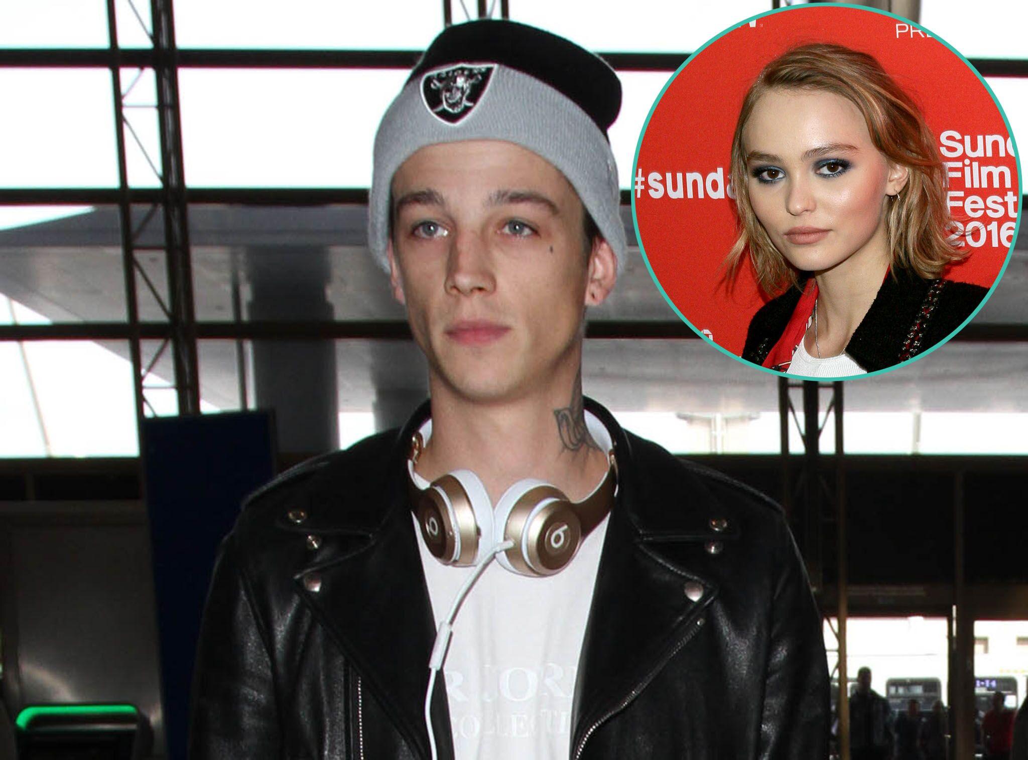Lily-Rose Depp : qui est Ash Stymest, son petit copain plus