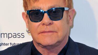Tonton Elton n'est pas content