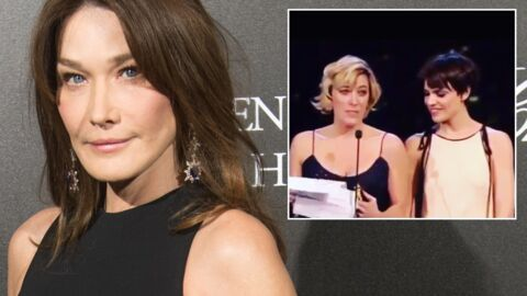 Carla Bruni: son émouvant message à sa sœur Valeria Bruni-Tedeschi pour lui dire son admiration