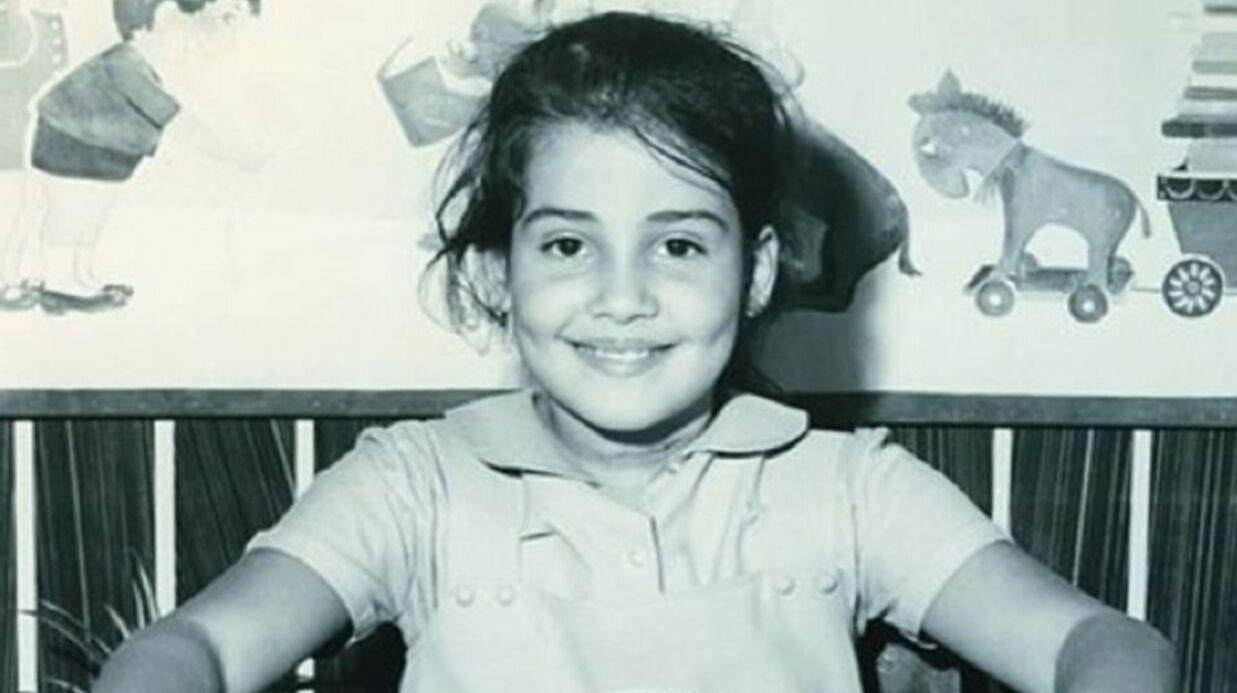 DEVINETTE  Qui est cette petite fille devenue une star de la télé?