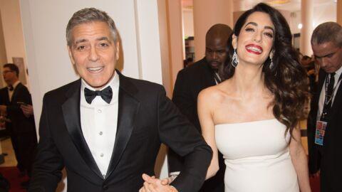 George Clooney s'exprime sur la grossesse de sa femme Amal et leurs futurs enfants