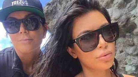 PHOTO Kim Kardashian son shooting version Kris Jenner : résultat saisissant !