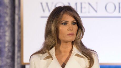 Pétition pour que Melania Trump s'installe à la Maison-Blanche: sa sécurité est un gouffre financier