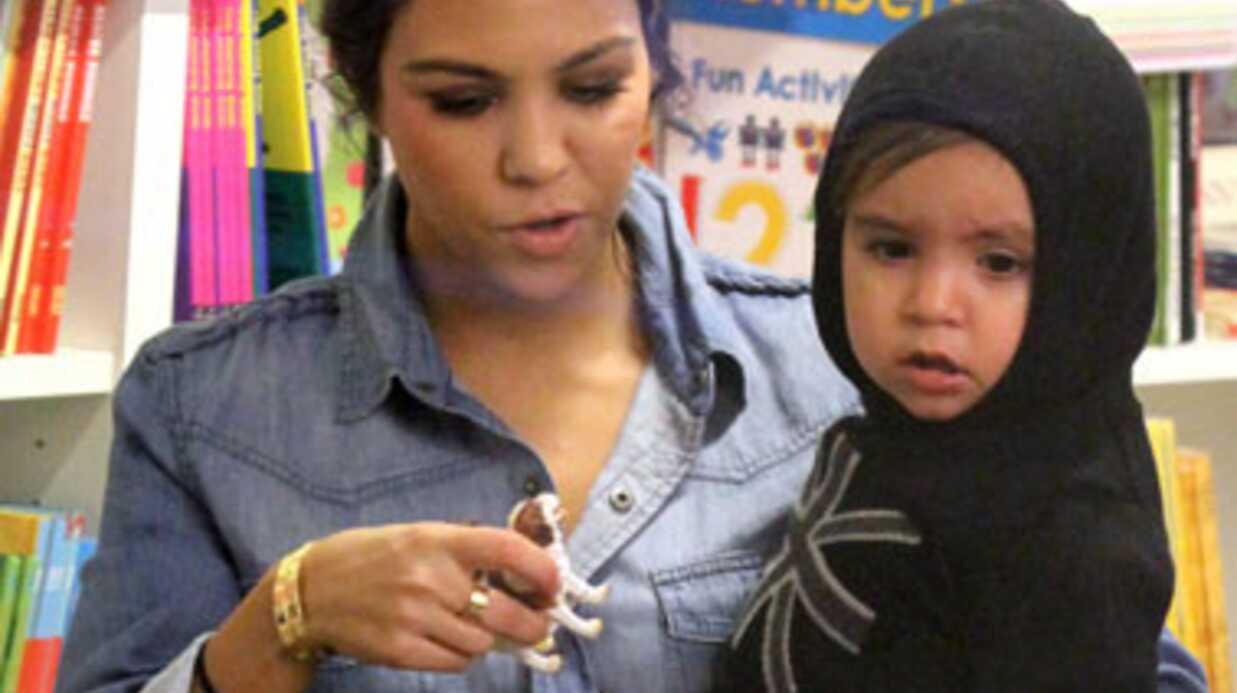 Kourtney Kardashian: enceinte pour la deuxième fois!