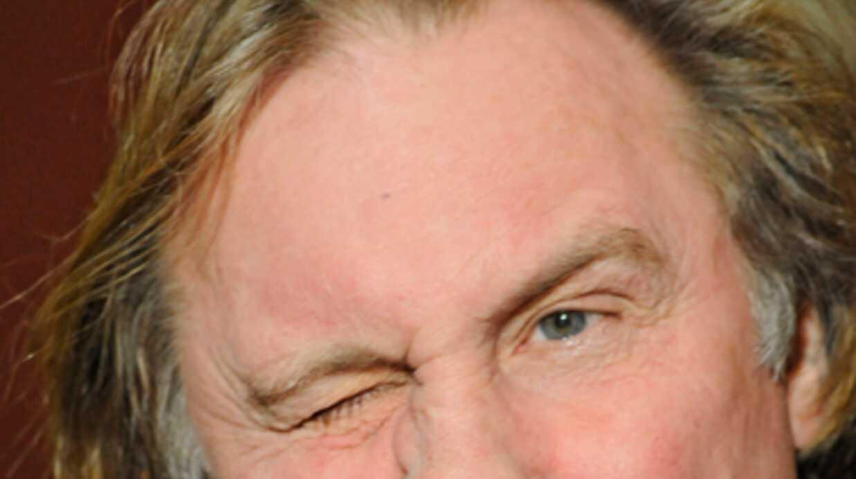 Gérard Depardieu perd son permis de conduire après son accident