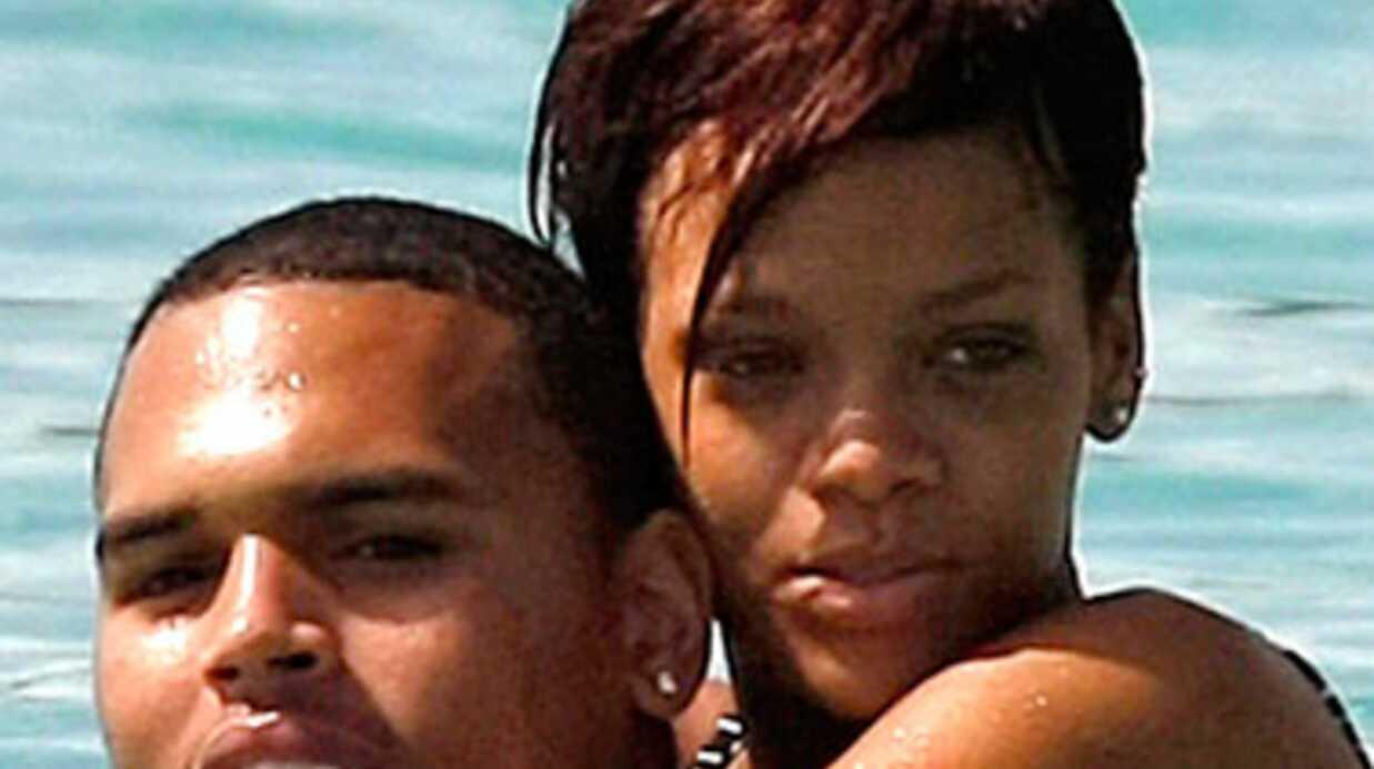 Rihanna et Chris Brown: la photo officielle de la réconciliation