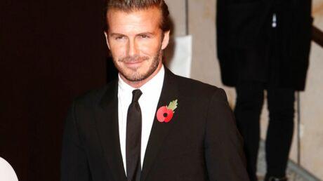 David Beckham raconte son bizutage à Manchester United