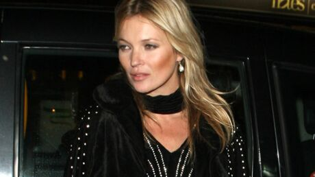 Kate Moss récompensée aux prochains British Fashion Awards