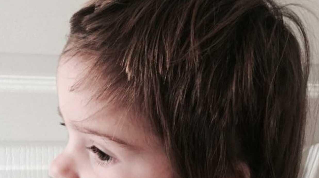 PHOTO Norbert Tarayre: sa fille de 2 ans s'est fait sa propre coupe de cheveux