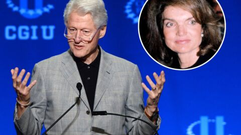 Bill Clinton aurait essayé de séduire Jackie Kennedy