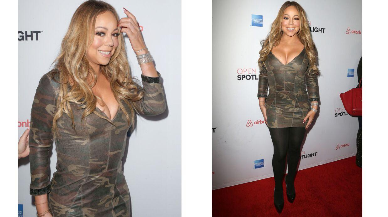 Mariah Carey dévoile son régime minceur et ça ne fait pas rêver du tout!