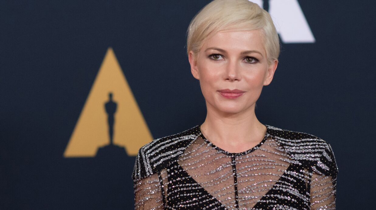 Michelle Williams : Elever sa fille sans Heath Ledger, c'est diffi­cile
