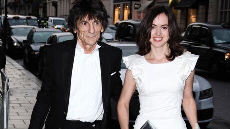Ron Wood des Rolling Stones se marie pour la troisième fois