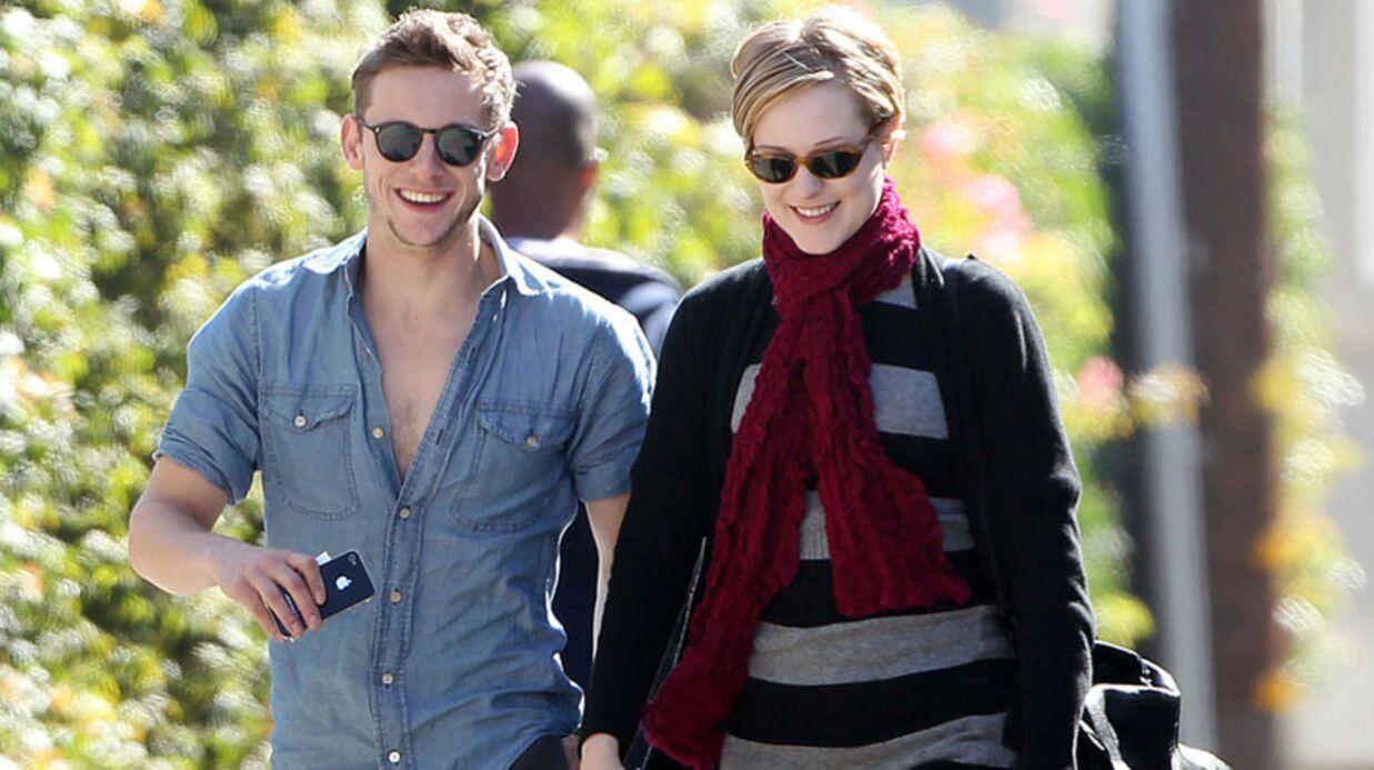 Evan Rachel Wood et Jamie Bell se sont dit oui